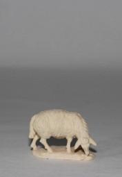 Schaf grasend Krippenfigur Natur