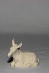 Esel Krippenfigur Modern Natur
